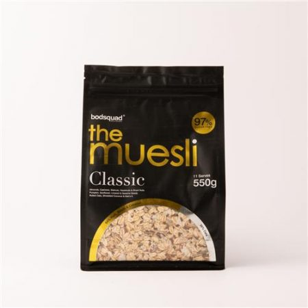 The Muesli Classic 550g