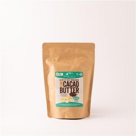 Chef's Choice Raw Cacao Butter 300g