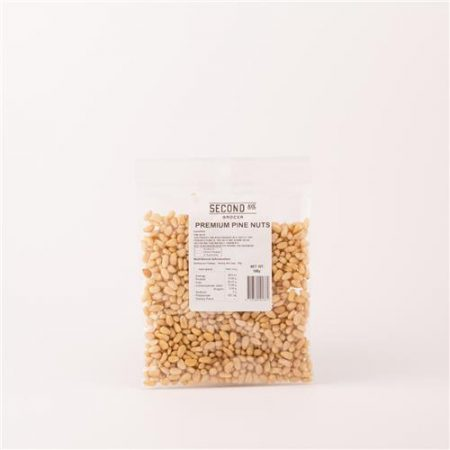 Second Ave Premium Pine Nuts 100g