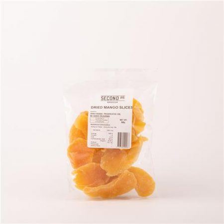 Second Ave Dried Mango Slices 200g