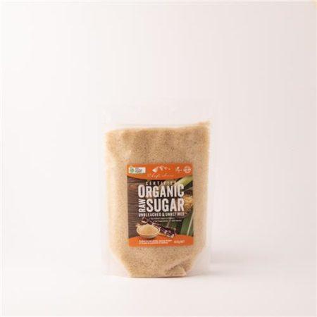 Chef's Choice Raw Organic Sugar 600g
