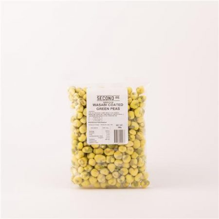 Second Ave Wasabi Coated Green Peas 200g