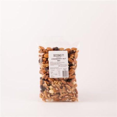 Second Ave Cranberry Nut Mix 375g