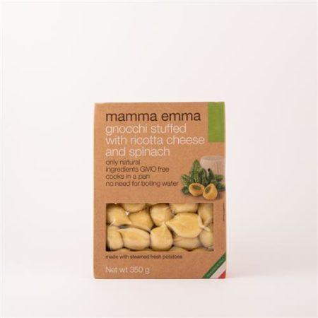 Mamma Emma Gnocchi stuffed with Ricotta and Spinach 400g