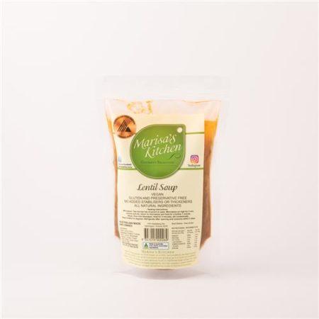 Marisa's Kitchen Lentil Soup 500ml