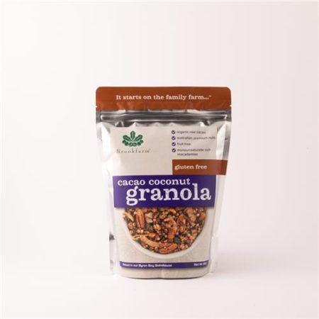 Brookfarm Cacao Coconut Granola 350g