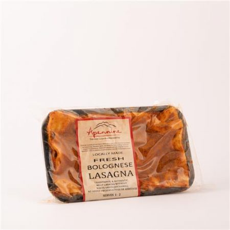 Apennine Fresh Bolognese Lasagna Small 550g