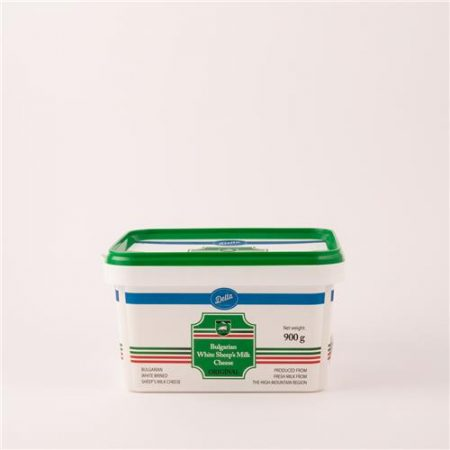 Delta Bulgarian Goat Cheese 900g