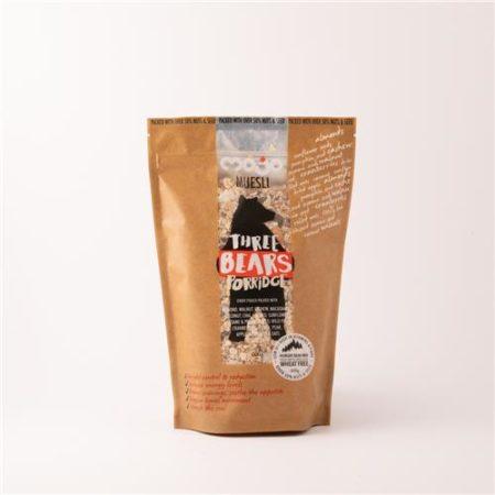 Mojo Museli Three Bears Porridge 600g