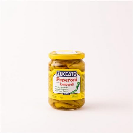 Zuccato Sweet Peppers 320g