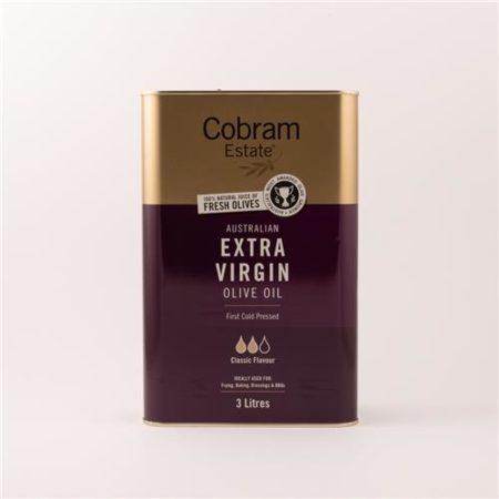 Cobram Estate Extra Virgin Olive Oil 3L
