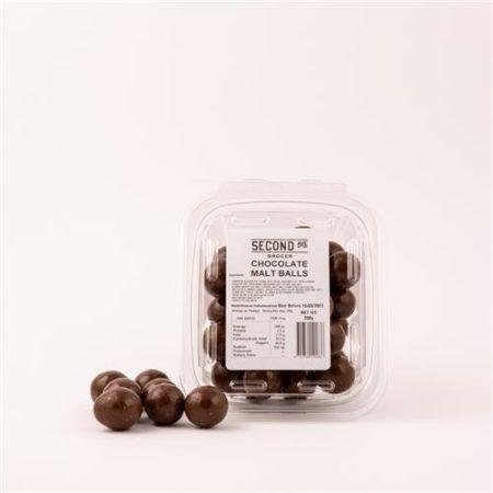 Second Ave Chocolate Malt Balls 200g