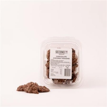 Second Ave Chocolate Coconut Roughs 200g