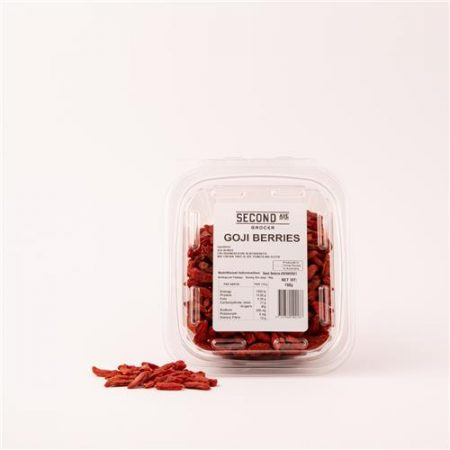 Second Ave Goji Berries 150g