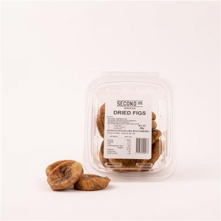 Second Ave Dried Figs 200g