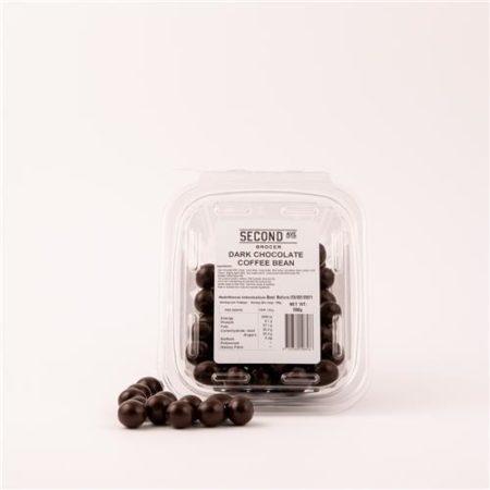 Second Ave Dark Chocolate Coffee Bean 200g