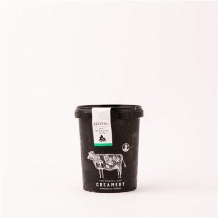Van Diemens Land Mint Choc Chip Ice-Cream 500ml