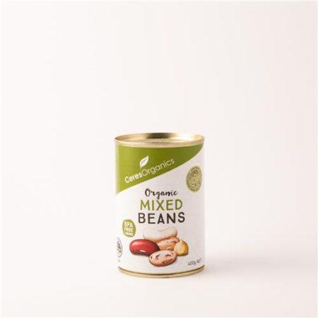 Ceres Organic Mixed Beans 400g