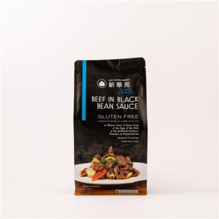 New Chinese Garden Beef in Black Bean Sauce 570g