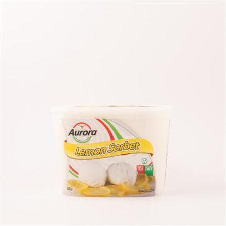 Aurora Lemon Sorbet 2L