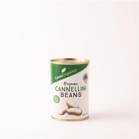 Ceres Organic Cannellini Beans 400g