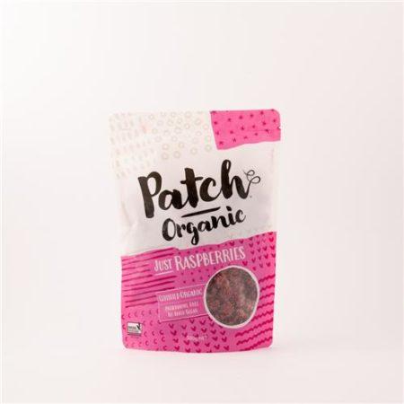Patch Organic Frozen Raspberries 500g