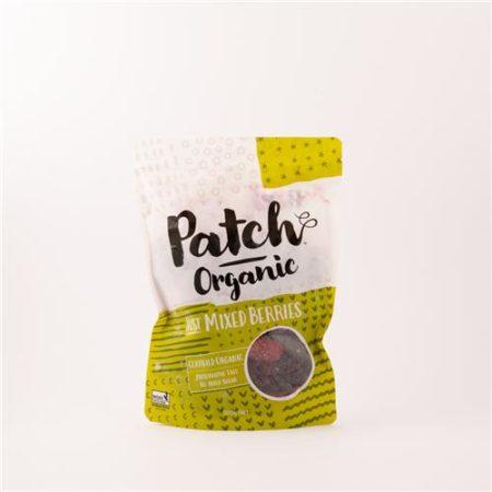 Patch Organic Frozen Mixed Berries 500g