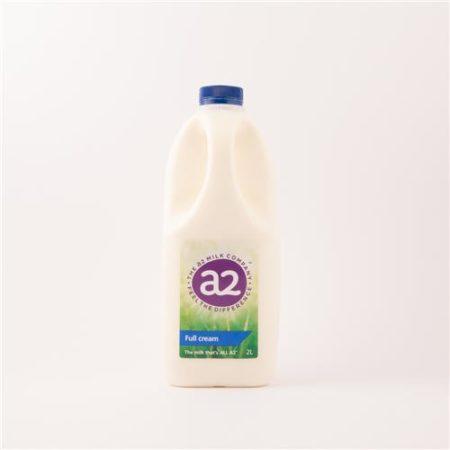 A2 Full Cream Milk 2L