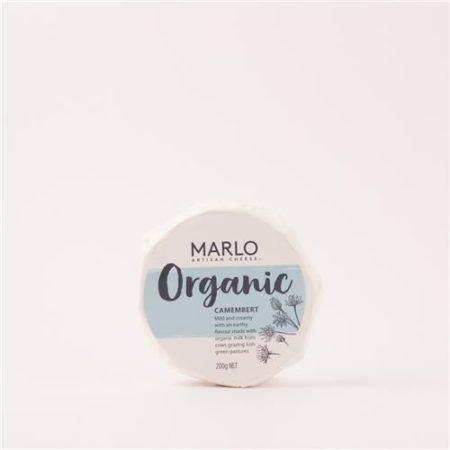 Marlo Organic Camembert 200g