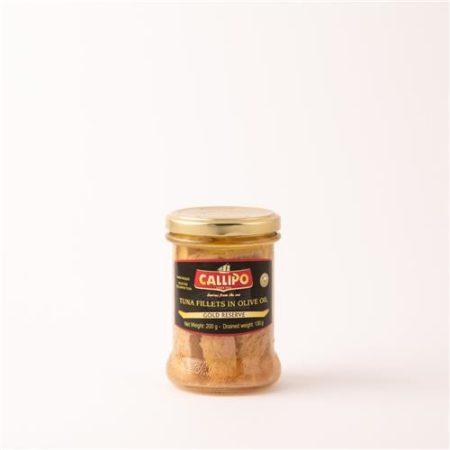 Callipo Tuna Fillets in Olive Oil 200g