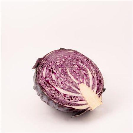 Red Cabbage Half