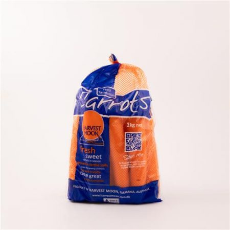Carrot 1kg Bag