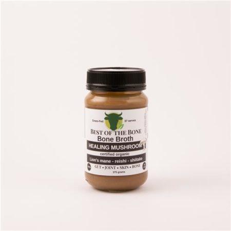 Bone Broth Concentrate Organic Mushroom 375g