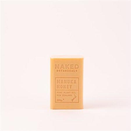 Naked Botanicals Manuka Honey Soap 200g