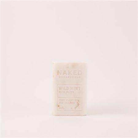 Naked Botanicals Wild Mint Soap 200g
