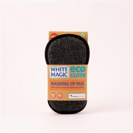 WHITE MAGIC ECO CLOTH DUST & POLISH