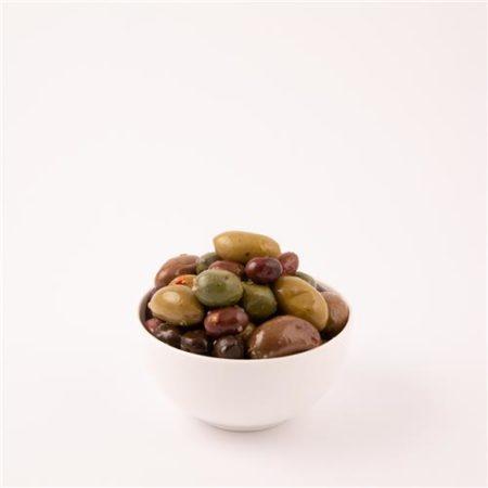 Mediteranean Mix Olives