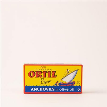 Oritz Anchovies in Olive Oil 47.5g