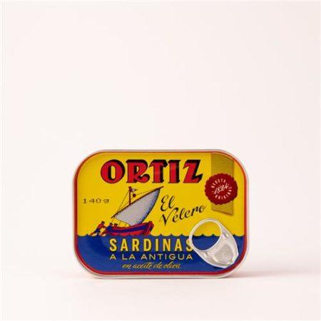 Oritz Sardines 140g