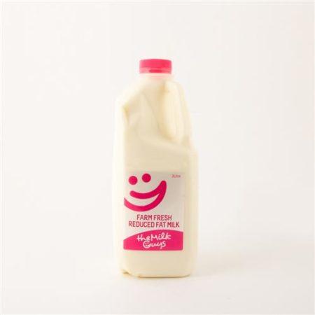 The Milk Guys Reduced Fat Milk 2L