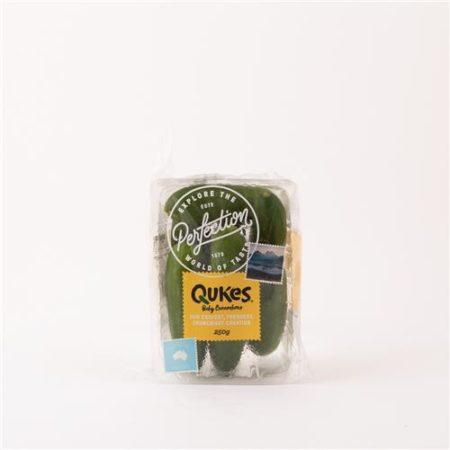 Baby Cucumbers QUKES 250g