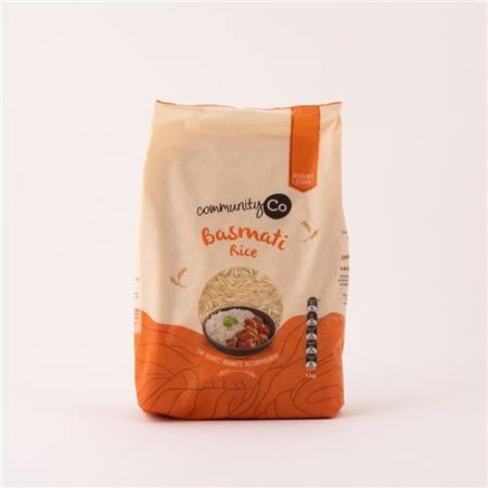 Community Co Basmati Rice 1kg