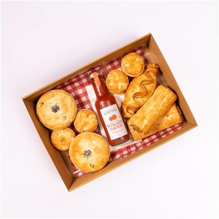 Traditional Pastry Box