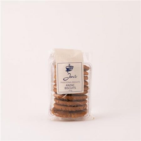 Jen's Anzac Biscuits 300g