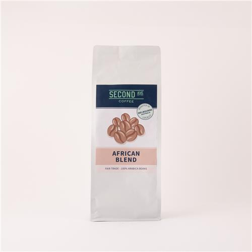 Africa Blend Grond Coffee 500g