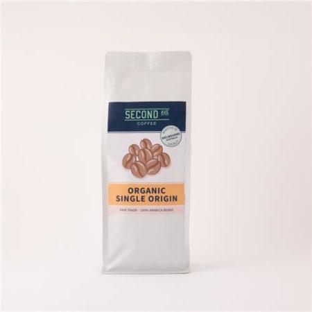 Organic Single Origin Ground Coffee 500g