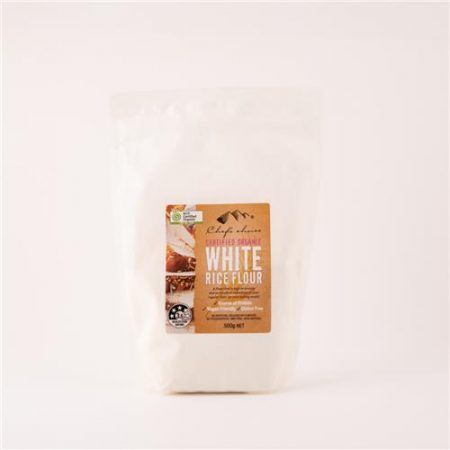 Chefs Choice White Rice Flour 500g