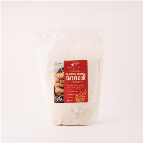 Chefs Choice Oat Flour 500g