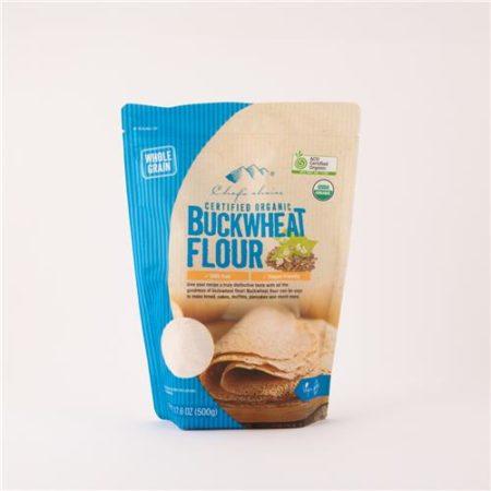 Chefs Choice Organic Buckwheat Flour 500g