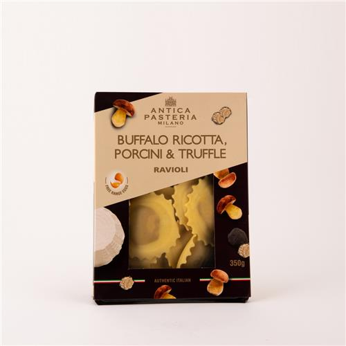 Antica Pasteria Porcini Truffle Ravioli 350g